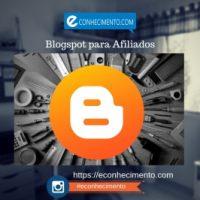 blogspot para afiliados