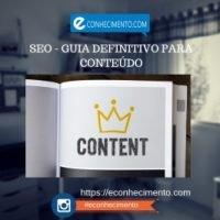 seo - Guia definitivo para conteúdo