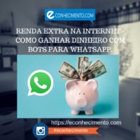 renda extra na internet